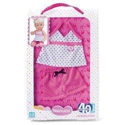 Ropa para muñeco Nenuco 35 cm - Set de pijama