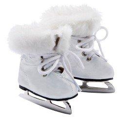 Complementos para muñeca Götz 42-50 cm - Patines sobre hielo