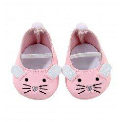 Complementos para muñeca Götz 42-50 cm - Zapatos ratón