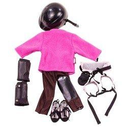 Complementos para muñeca Götz 45-50 cm - Set para hacer deporte