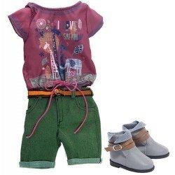 Ropa para muñecas KidznCats 46 cm - Nora Outfit