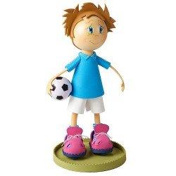 Kit de montaje Fofucha - Futbolista