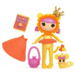 Muñeca Lalaloopsy 7.5 cm - Mini Kitty B. Brave