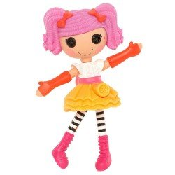 Muñeca Lalaloopsy 12 cm - Mini Lalaloopsy Silly Singers - Peanut Big Top