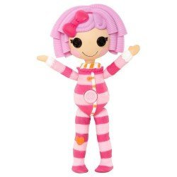 Muñeca Lalaloopsy 12 cm - Mini Lalaloopsy Silly Singers - Pillow Featherbed