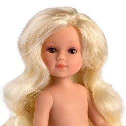 Muñeca Llorens 31 cm - Valeria sin ropa