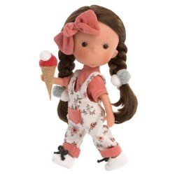 Muñeca Llorens 26 cm - Miss Minis - Miss Bella Pan