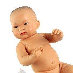 Muñeca Llorens 45 cm - Nena Lian Asiática sin ropa