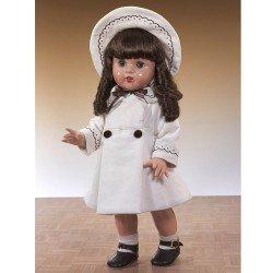 Mariquita Pérez conj. abrigo / capota beig