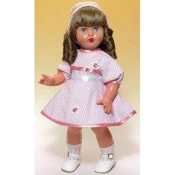 Muñeca Mariquita Pérez 50 cm - Con vestido de margaritas