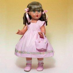 Muñeca Mariquita Pérez 50 cm - Especial Vestido Rosa
