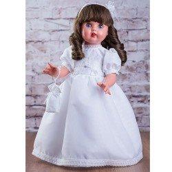 Muñeca Mariquita Pérez 50 cm - Comunión blanca, serie limitada