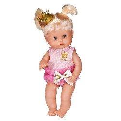 Muñeco Nenuco 35 cm - La Princesa Cuca con pelele