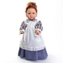 Muñeca Paola Reina 42 cm - Doloretes con vestido azul (El Secreto de Puente Viejo)