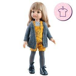 """Ropa para muñecas Paola Reina 32 cm - Las Amigas - Conjunto Carla """"Minnie"""""""