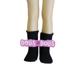Complementos para muñecas Paola Reina 32 cm - Las Amigas - Calcetines negros