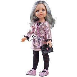 Muñeca Paola Reina 32 cm - Las Amigas Funky - Carol con vestido brillante