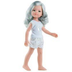 Muñeca Paola Reina 32 cm - Las Amigas - Liu pijama