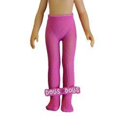 Complementos para muñecas Paola Reina 32 cm - Las Amigas - Medias fucsia