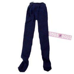 Complementos para muñecas Paola Reina 32 cm - Las Amigas - Medias azul marino