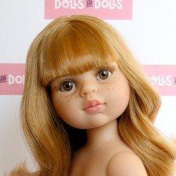 Muñeca Paola Reina 32 cm - Las Amigas - Brigitte sin ropa