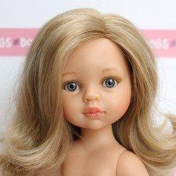 Muñeca Paola Reina 32 cm - Las Amigas - Carla sin ropa