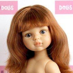 Muñeca Paola Reina 32 cm - Las Amigas - Ruby sin ropa