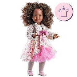 Ropa para muñecas Paola Reina 60 cm - Las Reinas - Vestido Sharif con chaquetita