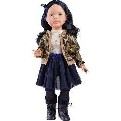 Muñeca Paola Reina 60 cm - Las Reinas - Mei con falda de tul