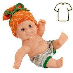 Ropa para muñecos Paola Reina 22 cm - Los Peques de Paola - Vestido Peque niño europeo