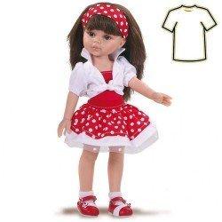 Ropa para muñecas Paola Reina - Las Amigas - Vestido Carol