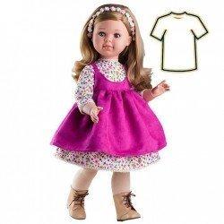 Ropa para muñecas Paola Reina 60 cm - Las Reinas - Vestido Alma