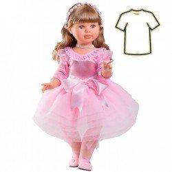 Ropa para muñecas Paola Reina 60 cm - Las Reinas - Vestido Bailarina