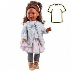 Ropa para muñecas Paola Reina 60 cm - Las Reinas - Vestido Sharif