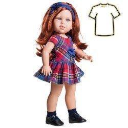 Ropa para muñecas Paola Reina 45 cm - Soy Tú - Vestido Becky