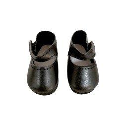 Complementos para muñecas Paola Reina 32 cm - Las Amigas - Zapatos negros