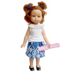 Muñeca Paola Reina 21 cm - Las Miniamigas - Triana