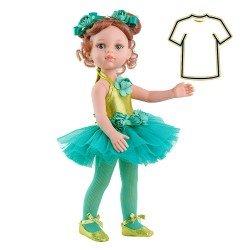 Ropa para muñecas Paola Reina 32 cm - Las Amigas - Vestido Cristi bailarina