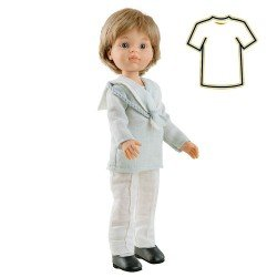 Ropa para muñecas Paola Reina 32 cm - Las Amigas - Vestido Luis comunión