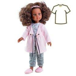Ropa para muñecas Paola Reina 32 cm - Las Amigas - Vestido Nora pijama