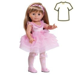 Ropa para muñecas Paola Reina 45 cm - Soy Tú - Vestido bailarina