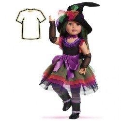 Ropa para muñecas Paola Reina 60 cm - Las Reinas - Vestido Brujita