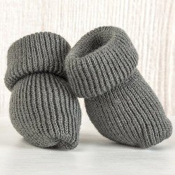 Complementos muñecas Así 36 a 46 cm - Peúcos gris
