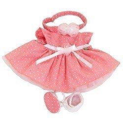 Ropa para muñecas Rubens Barn 45 cm - Rubens Baby - Pretty