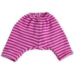 Ropa para muñecas Rubens Barn 36 cm - Ropa para Rubens Ark y Kids - Leggings rosa