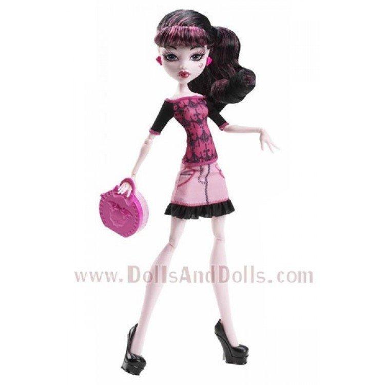 Monster High doll 27 cm - Draculaura Scaris