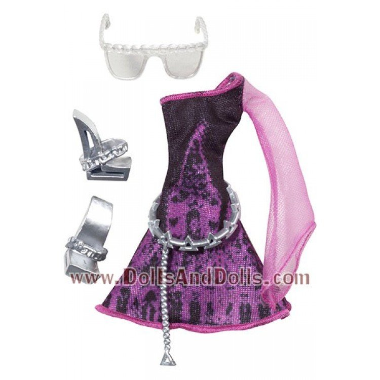 Monster High doll Outfit 27 cm - Dress for Spectra Vondergeist