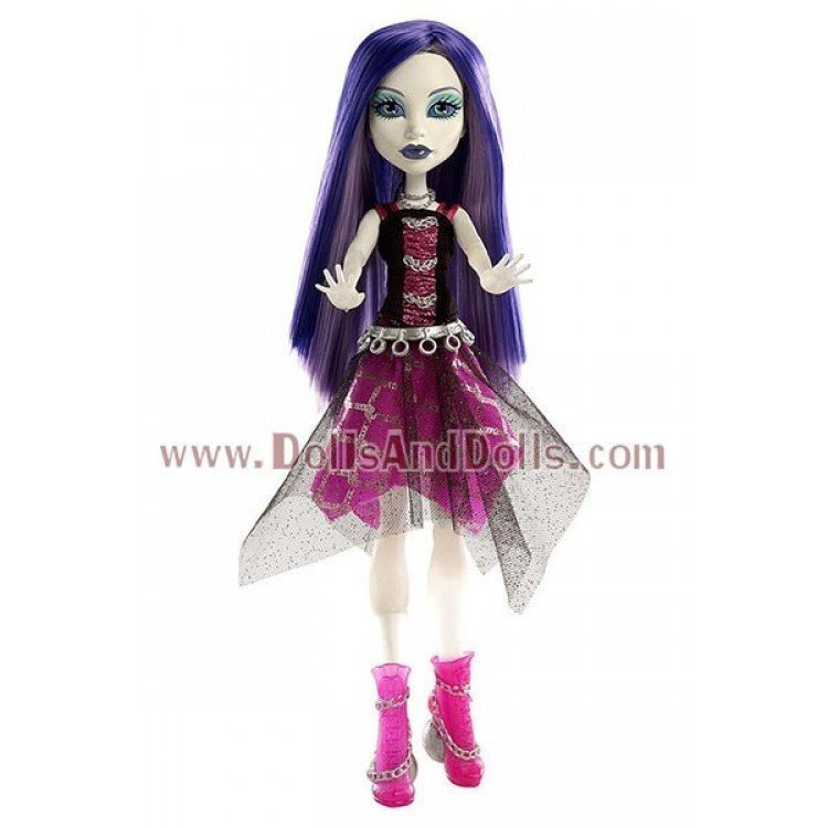 Monster High Doll 27 Cm Spectra Vondergeist Ghoul S Alive Dollsanddolls Collectible Dolls