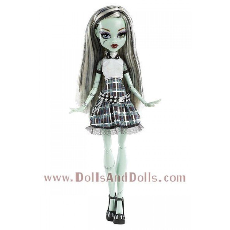 Monster High doll 27 cm - Frankie Stein - Ghoul's Alive