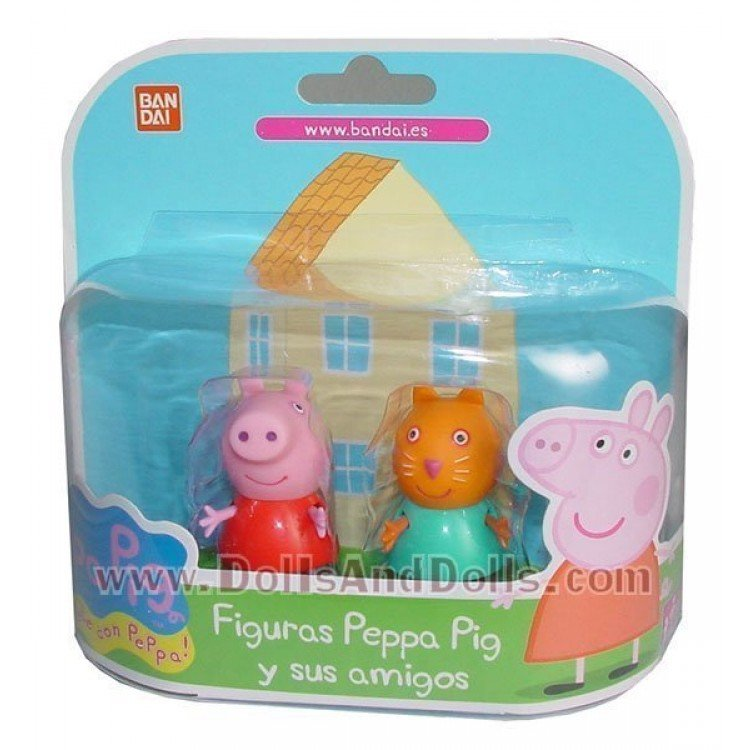 Peppa Pig Toy Cat